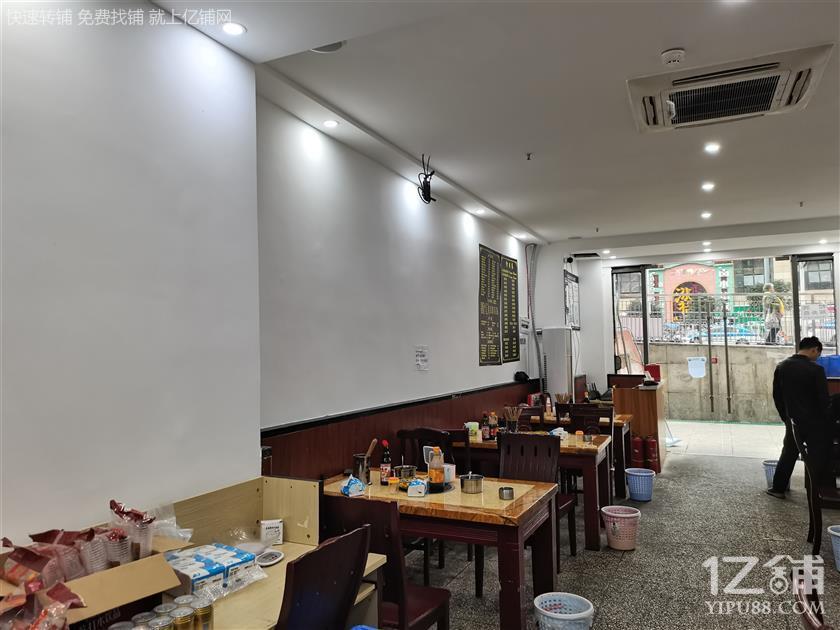 花果园B南区餐饮店转让