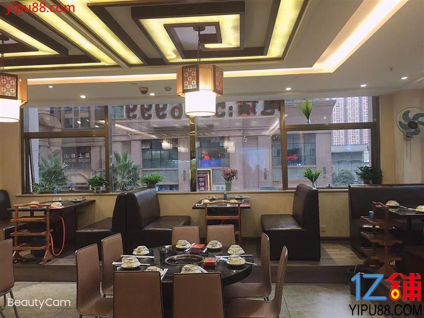花果园一期特色餐饮店承包出租