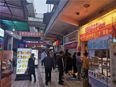 【急转】万人大学+小区环绕20㎡小吃店低价转让!