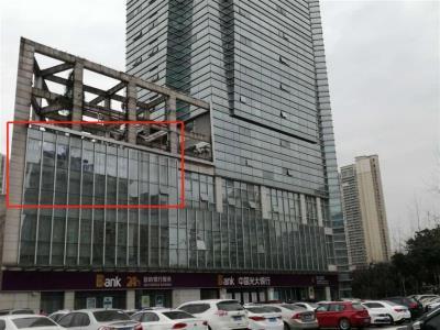 锦江牛市口 多甲级写字楼  50米展示面  旺铺优转+y 也可转租