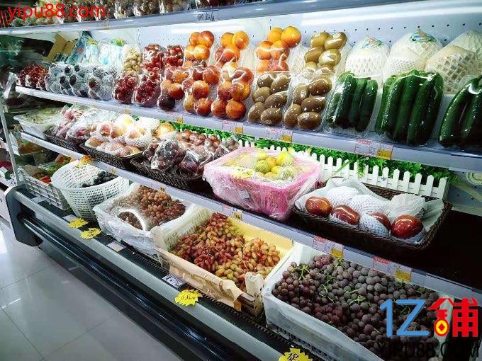 高入住率成熟小区50㎡临街学校水果零食旺铺转让(可空转,无行业限制)