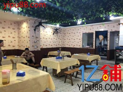 小区门口136平米独家餐饮店转让(带天然气)尽量中午之后联系
