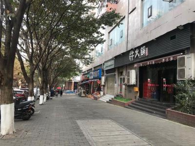 江北盘溪140㎡火锅店转让(6方天然气+可外摆)