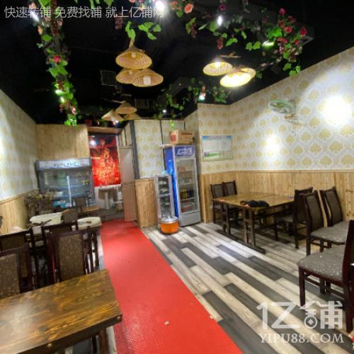 长江路38平米中餐馆急转