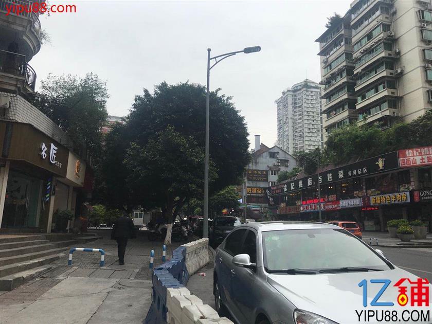 江北成熟社区临街门面转让|(可空转)