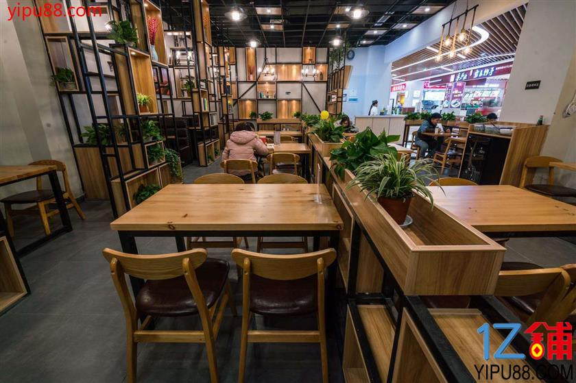 128平快餐店9.8万转让
