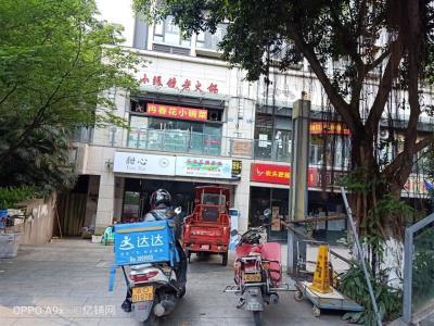 亚太商谷36平餐饮门面2.8万急转