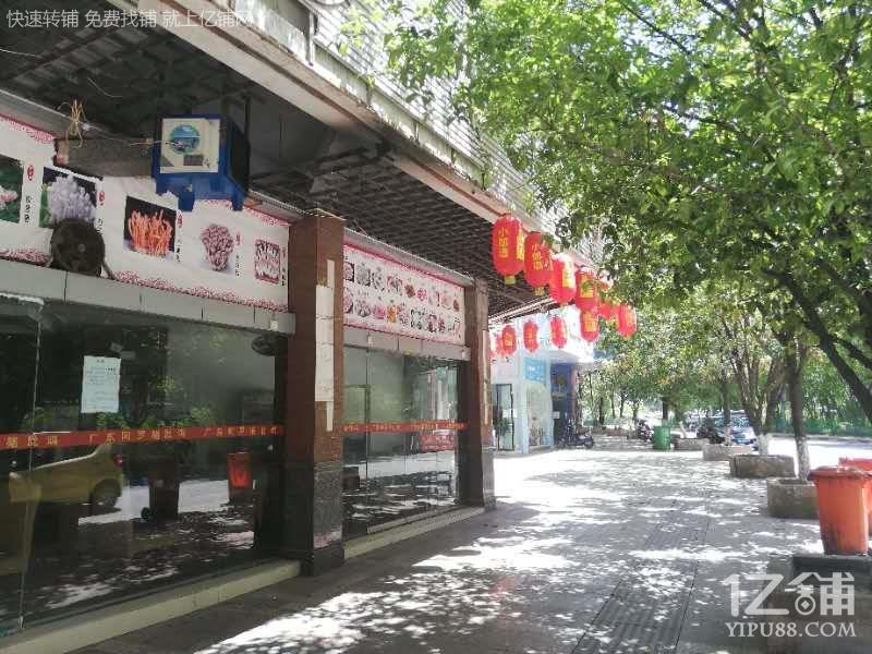 小河香江路临街门面房东直租