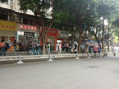 锦江区 交警分队旁 餐饮店转让