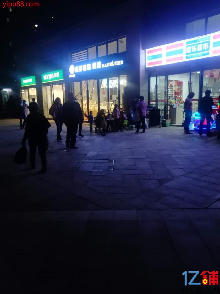 成华区   高层小区  【小区门口第二家】商铺转让!