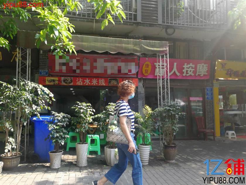 商圈大型成熟社区餐馆转让(有天然气,有阁楼)
