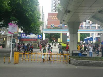 上海城天台岗小学门口便利店转让(可空转)