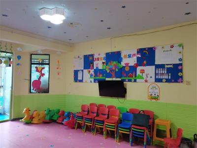 金阳世纪城经营多年幼儿园转让