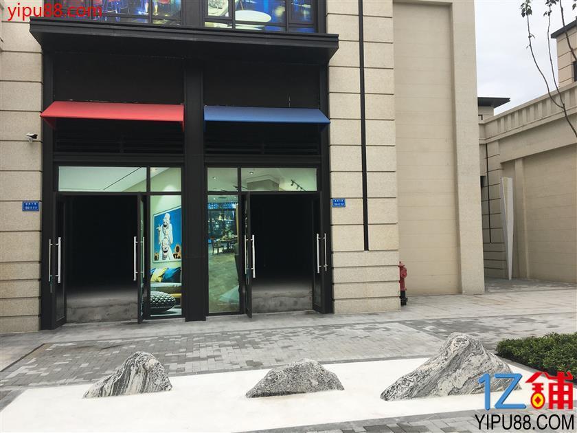 三通+超大外摆商业街旺铺房东直租