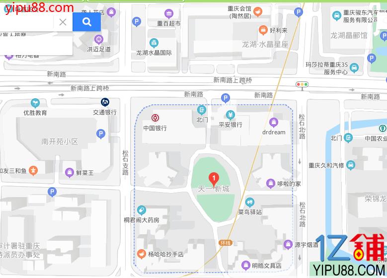 冉家坝站主干道旁2065平空铺出租(可分租)