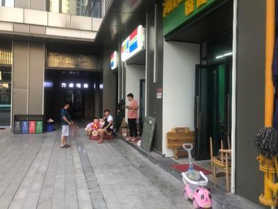 嘉州上班人群集中快餐小吃店急转