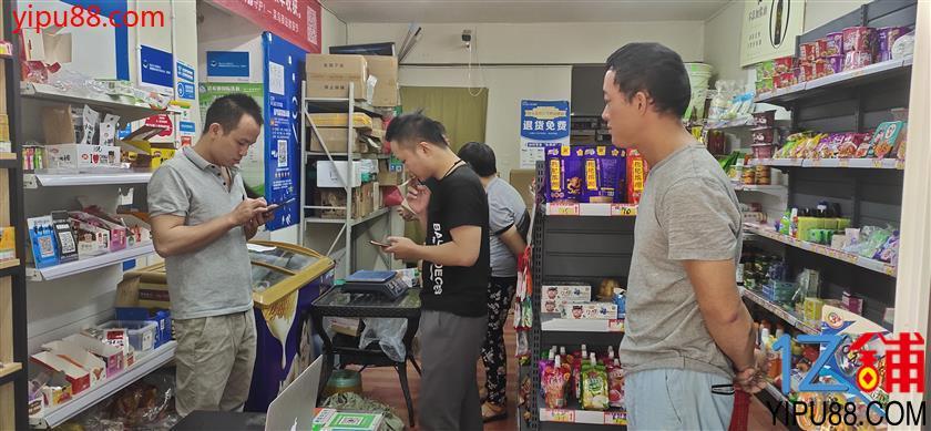 3400户中国摩成熟社区菜鸟驿站急转
