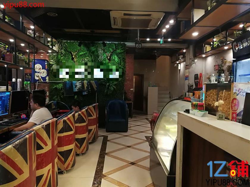 网吧带茶楼转让(空转足浴、养生馆、餐饮行业不限)