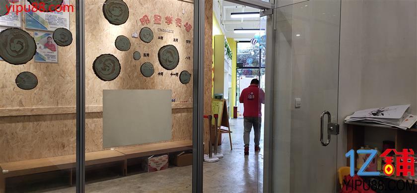 鲁能六街区门面分租(适合艺术培训,美容足浴,服装,母婴,副食店)
