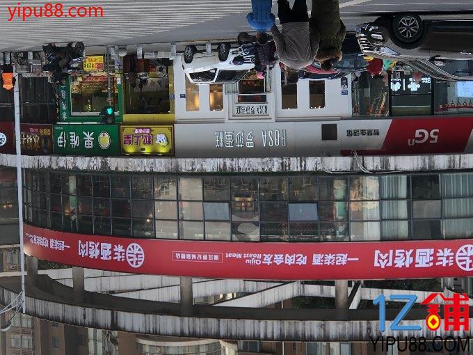 大型商场门口临街商铺门头宽展示面好租金便宜