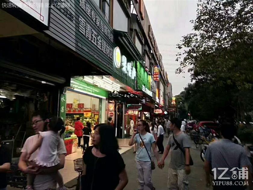 三门路沿街旺铺 执照齐全餐饮业态不限 商业氛围浓郁