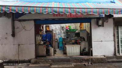 威清路小区门口10年老店低价转让