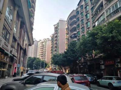 重庆石桥铺渝景新天地商铺调整临街商铺