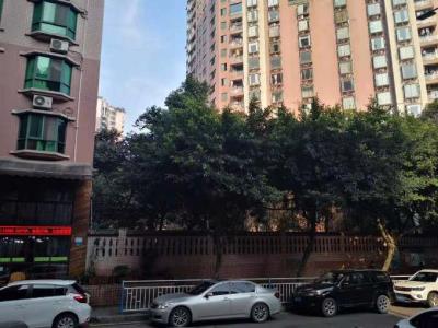 重庆石桥铺渝景新天地商铺临街调整