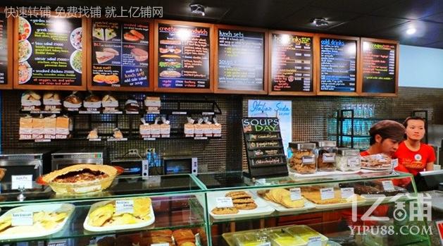 人民广场商圈 沿街餐饮旺铺招租 可奶茶咖啡甜品,餐