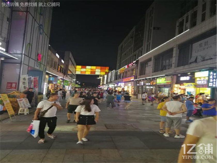 江桥万达金街商业街商铺出炉啦,业态不限制,执照齐全