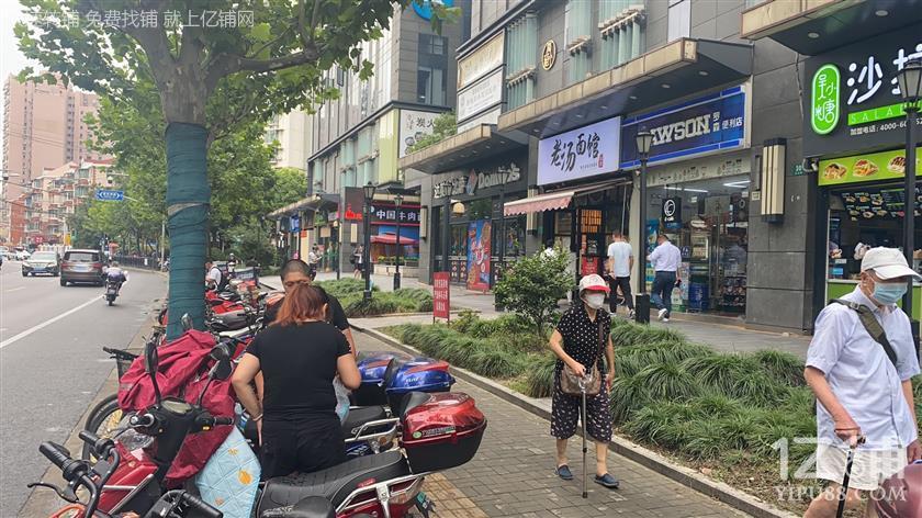 真实商铺乍浦路沿街小吃旺铺,业态不限,熟食 早餐