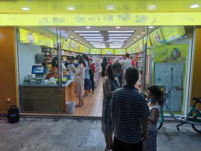 川大南门 月盈利2W+网红零食超市转让(带烟草证)【只接受整转】