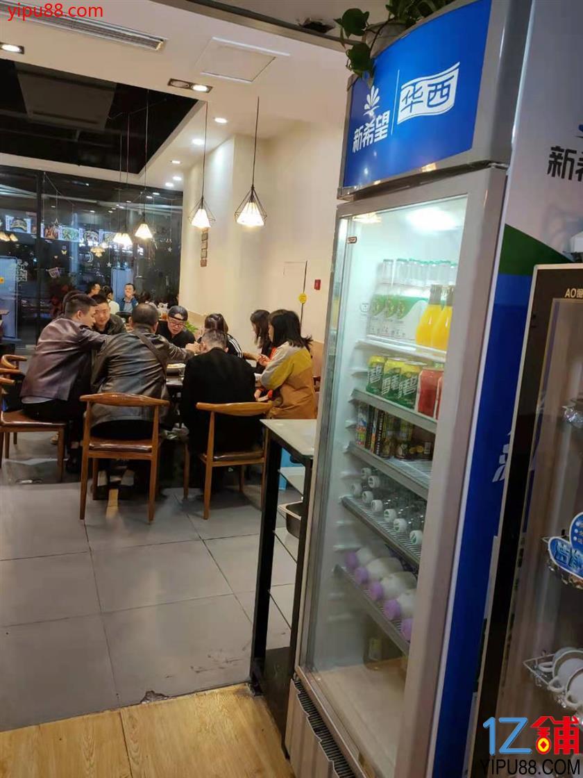 武侯区 成都七中 193平餐饮店转让