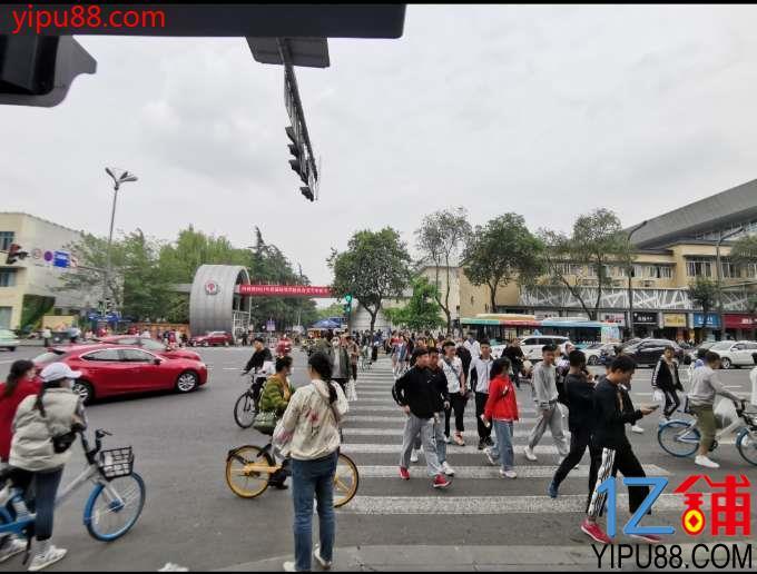 高升桥临街商铺无行业限制