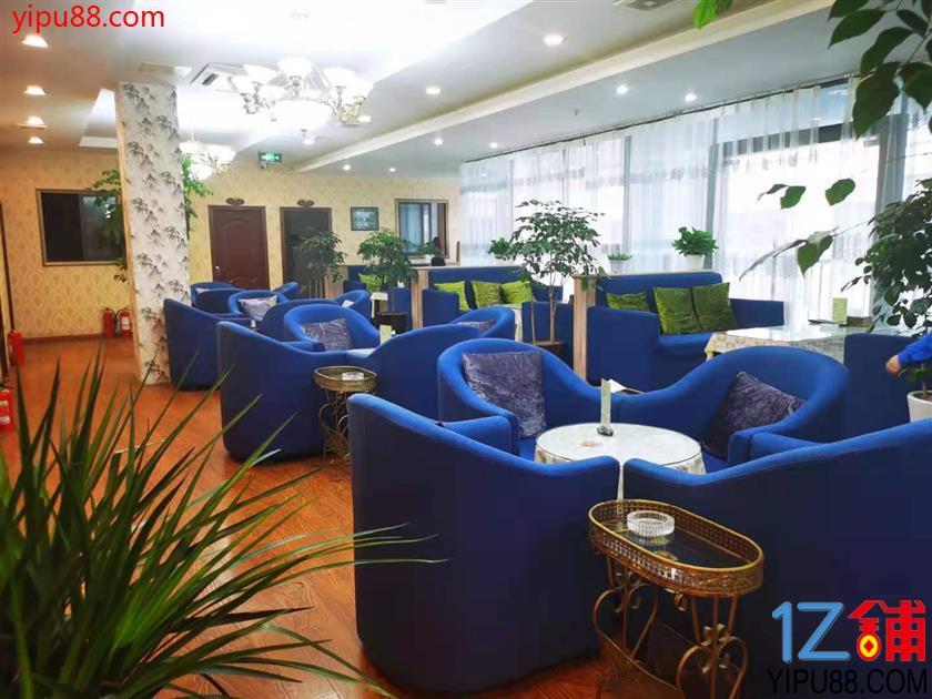 锦江区 443平米茶楼转让,已经营了5年