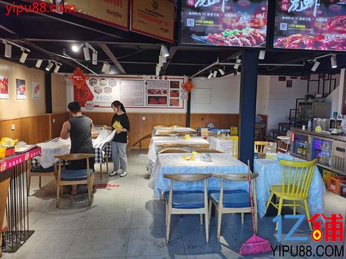 天府四街 写字楼+商场小区 10米开间转让(三通)